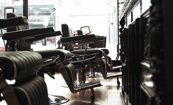 Thomas lloyd barbering shop image